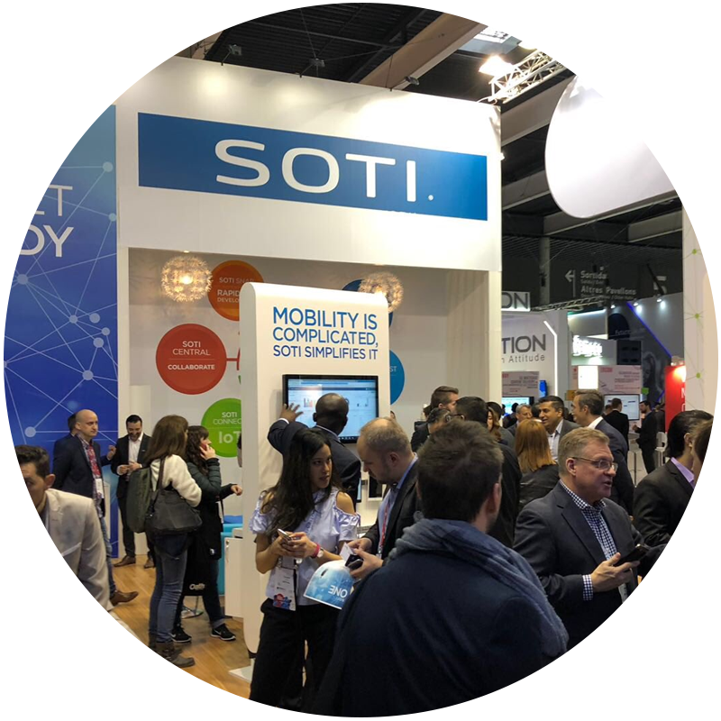 Who is SOTI?